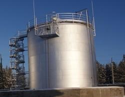 Очистка резервуаров хранения нефтепродуктов